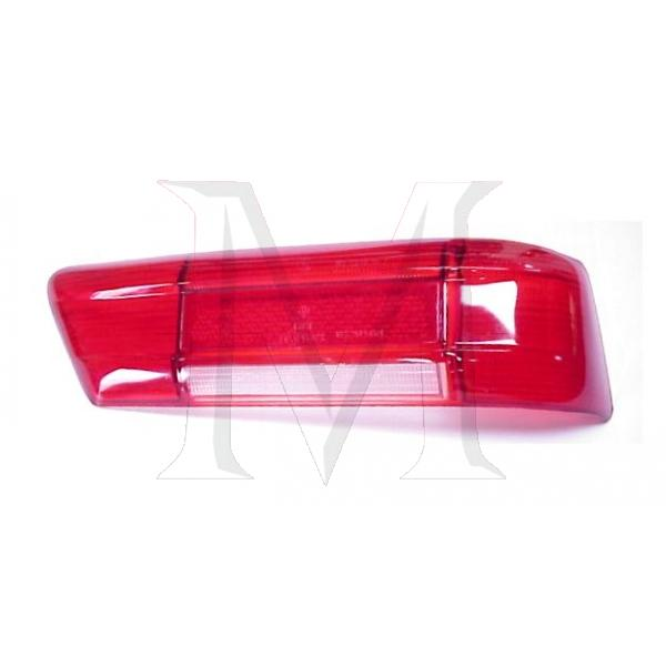 TAIL LIGHT LENS - RIGHT - ALL RED